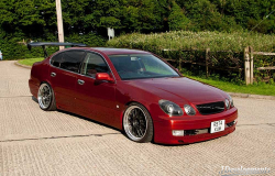 Toyota Aristo Vertex Edition