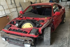 Toyota MR2 Beams Edition
